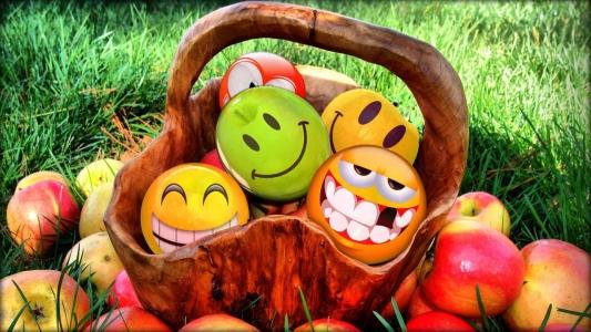 Hay quien siempre se viste con una sonrisa….