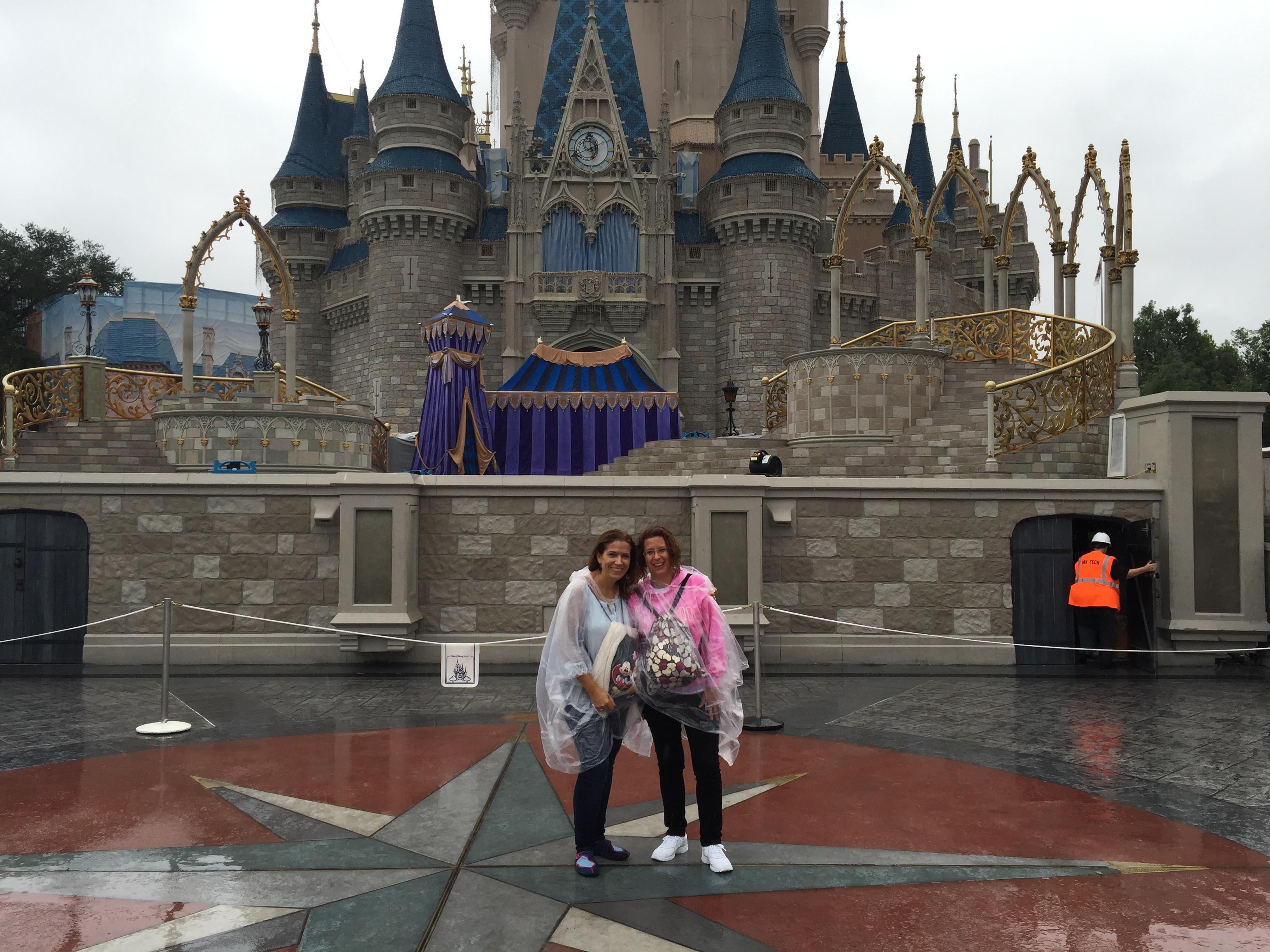 Un día en Walt Disney… Un dia para soñar…