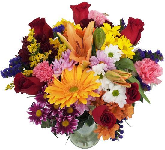 Pon flores en tu vida…