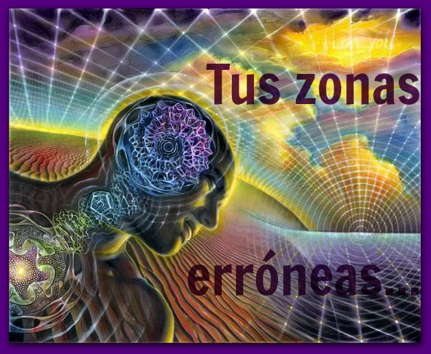 TUS ZONAS ERRONEAS (resumen)