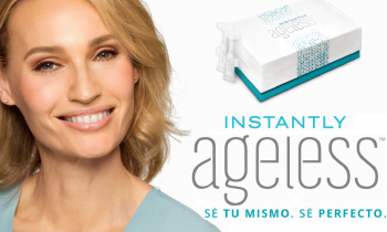 Instantly Ageless, piel impecable.